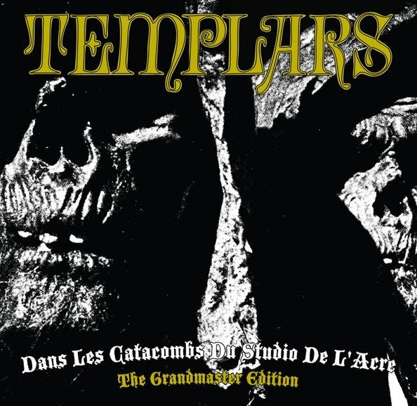 Image of *NEW* Templars - Dans Les Catacombs Du Studio De L'Acre 1993-1995 LP
