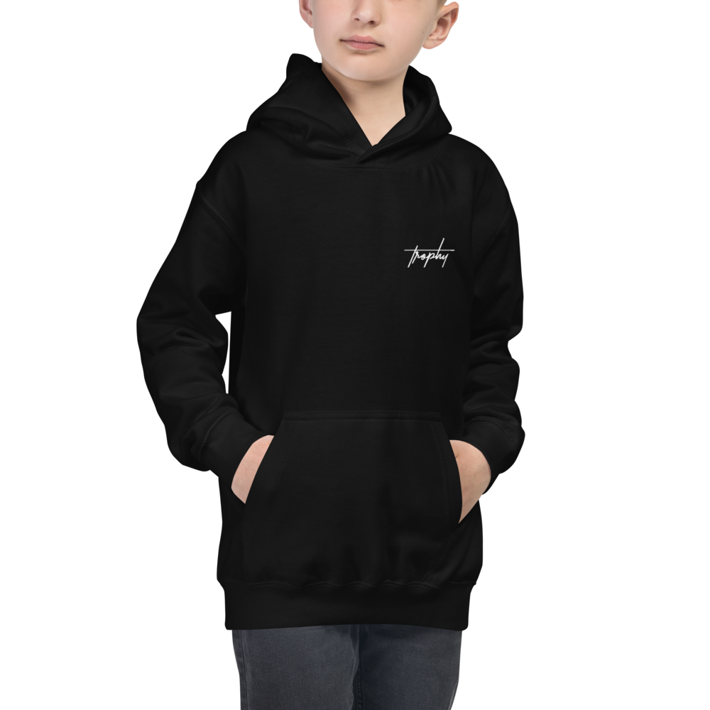 """Image of Youth Trophy """"Trashed"""" Hoodie"""