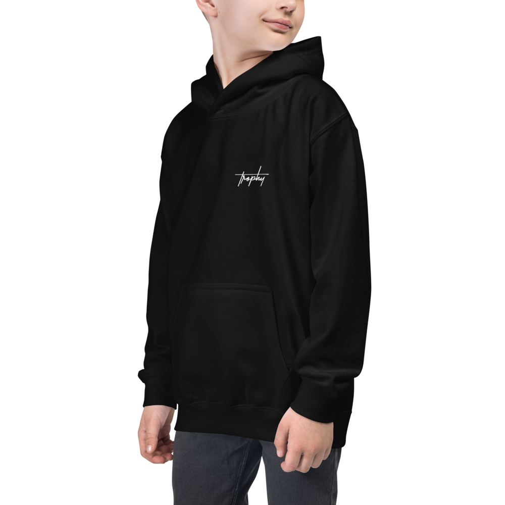 "Image of Youth Trophy ""Trashed"" Hoodie"