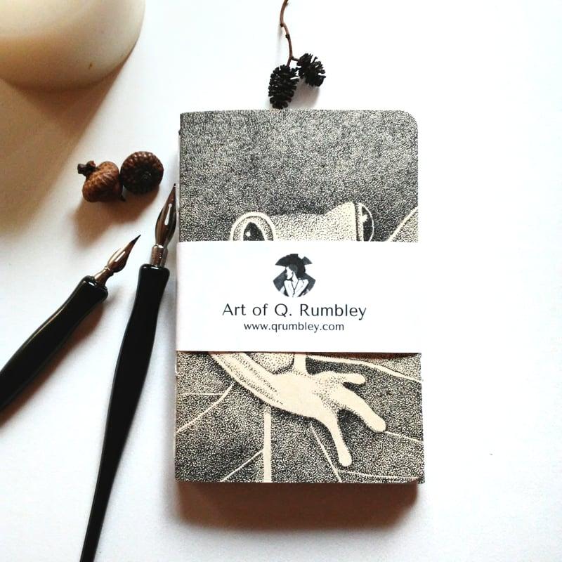 Image of Tree Frog Blank Pocket Journal Set