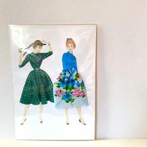 Image of Vintage Handkerchief Artworks