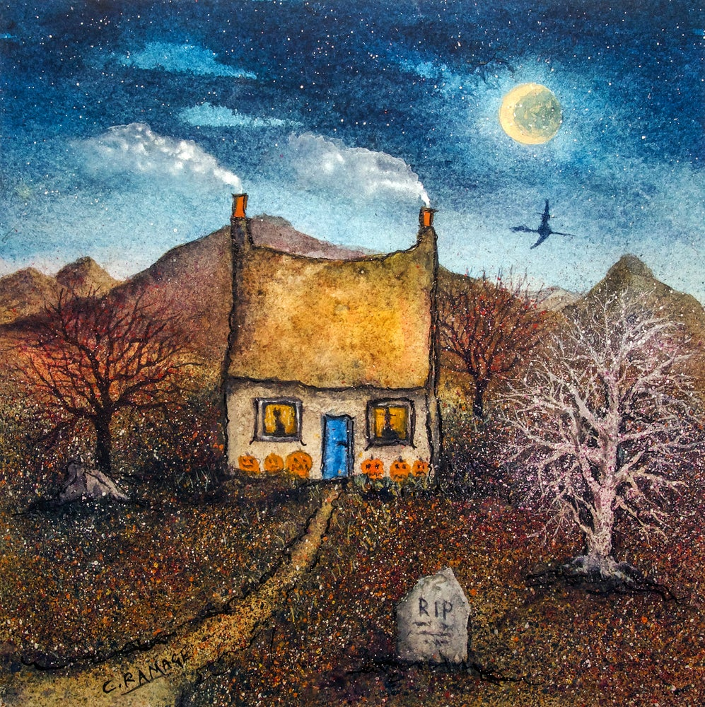 Image of Halloween Cottage In The Hills  !!SOLD!!