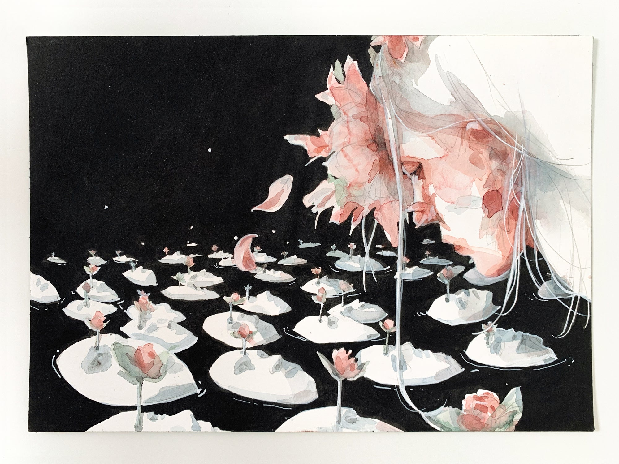 Agnes-Cecile the lives of the others