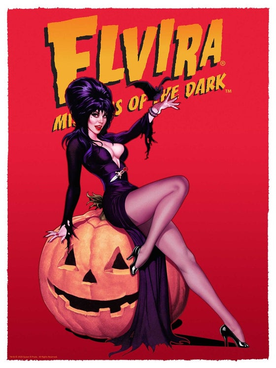 Image of Elvira: Mistress of the Dark - Red Edition