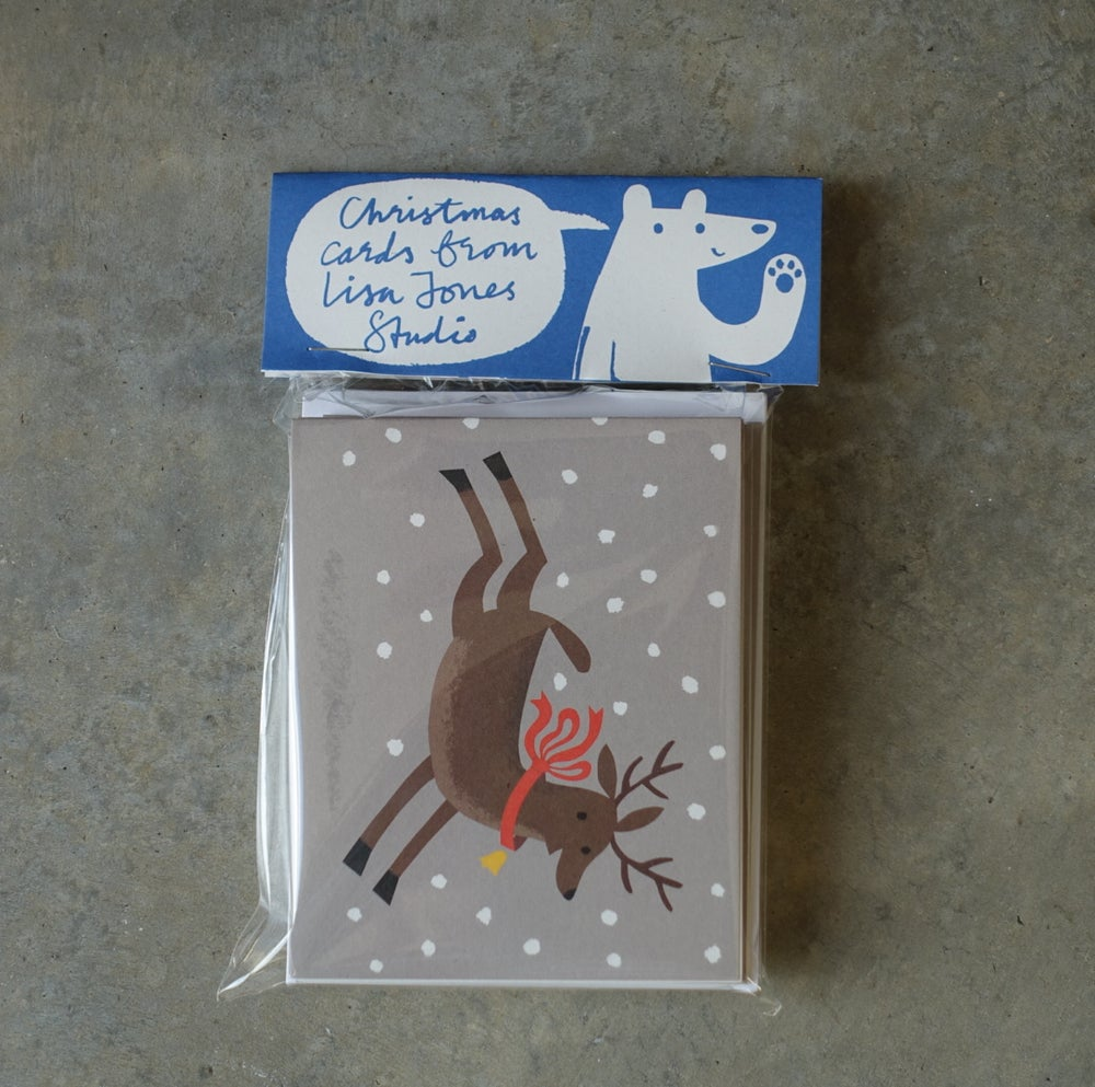 Image of Christmas Card Pack #6