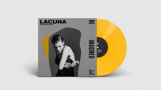 Image of TRIXIE WHITLEY  - LACUNA (RE-IMAGINED) EP