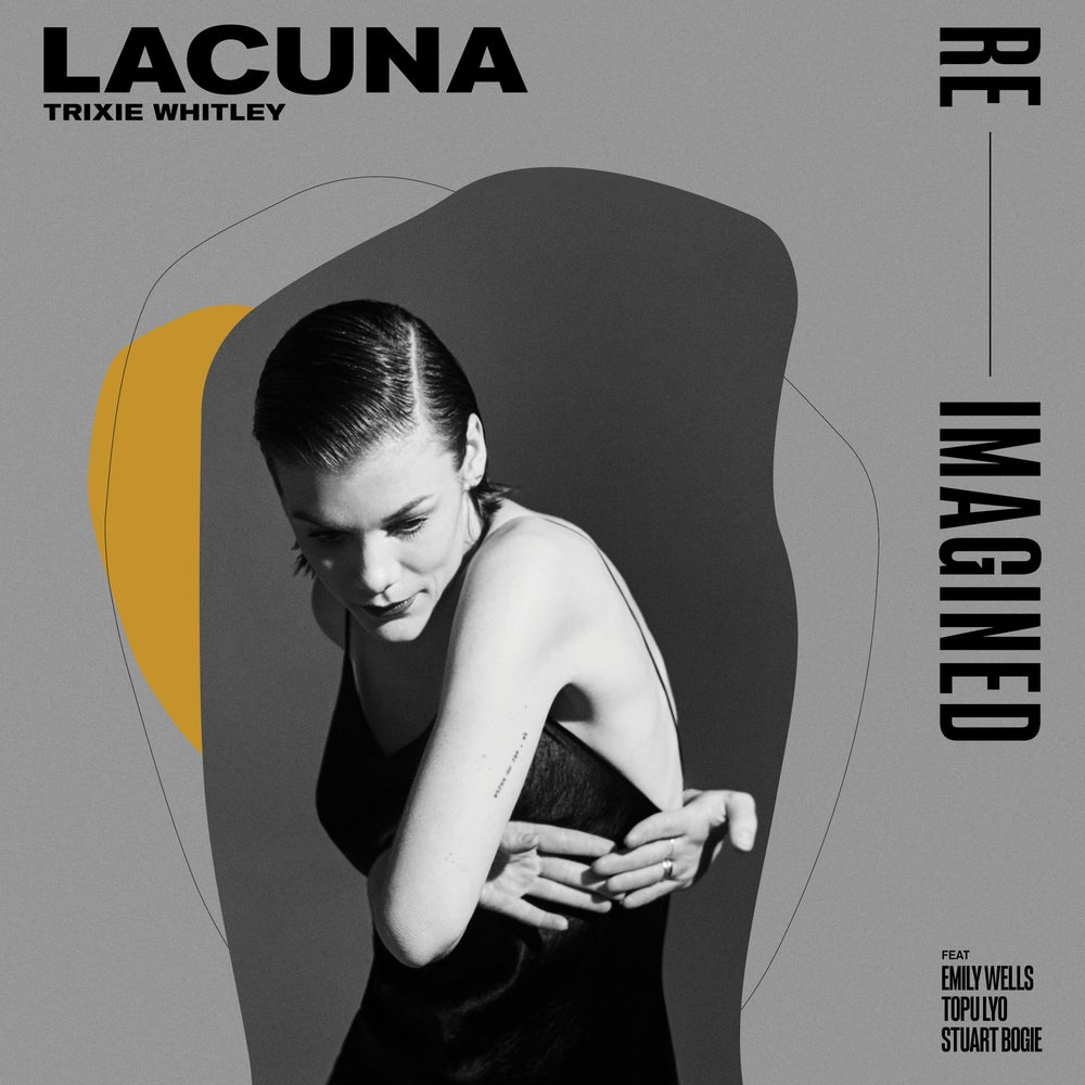 Image of PRE-ORDER: TRIXIE WHITLEY  - LACUNA (RE-IMAGINED) EP