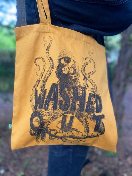 Image of OCTOPUS TOTE BAG
