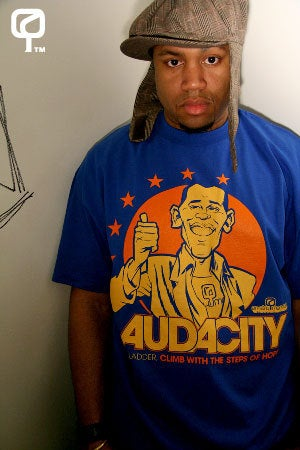 Image of AUDACITY OF DOPENESS - OBAMA
