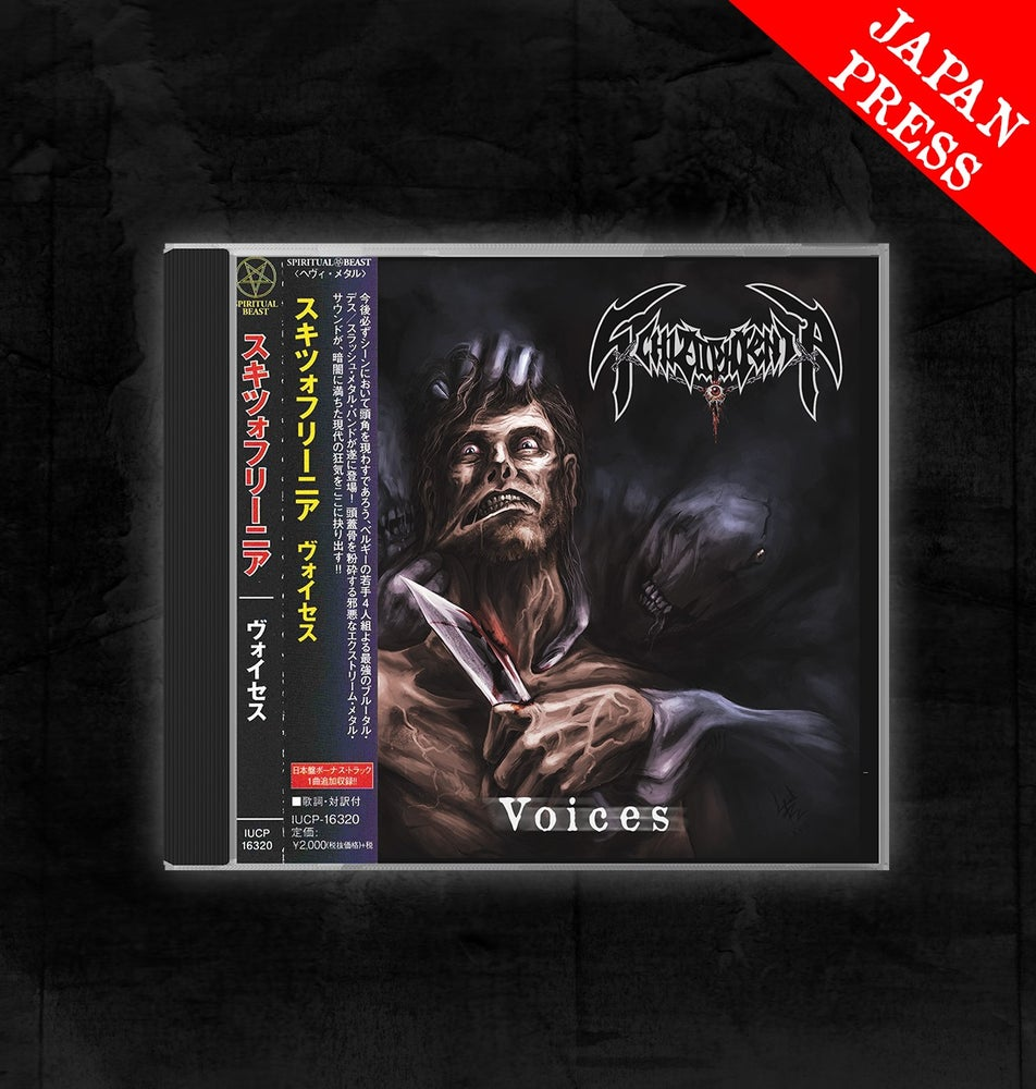 Image of VOICES - JAPAN PRESS CD