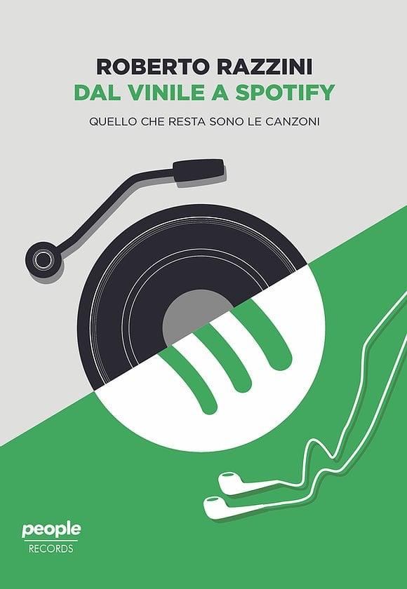 """Image of Roberto Razzini - """"Dal Vinile A Spotify"""""""