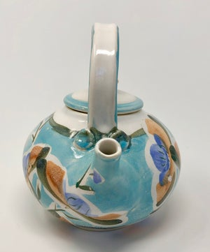 Image of Turquoise Teapot