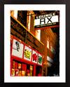 """Lounge Ax Chicago Giclée Art Print - 11"""" x 14"""""""