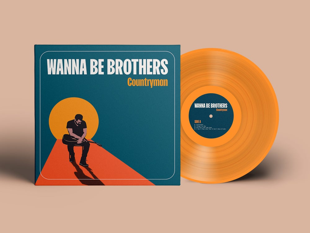 Wanna Be Brothers - Countryman