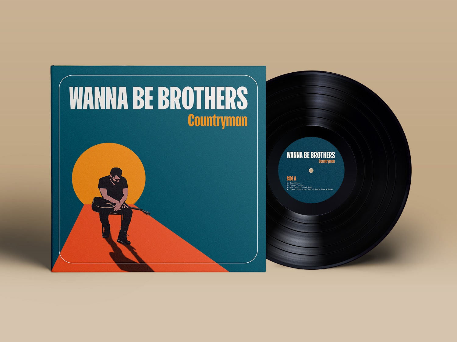 Image of Wanna Be Brothers - Countryman