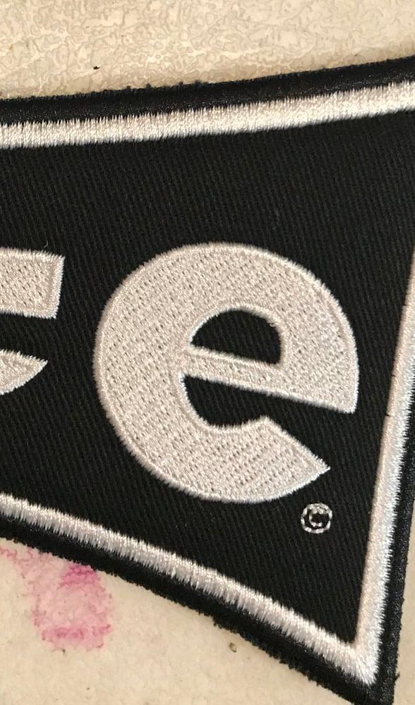 Image of Pigface Logo Iron-on Patch