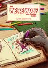 Werewolf Colouring Book