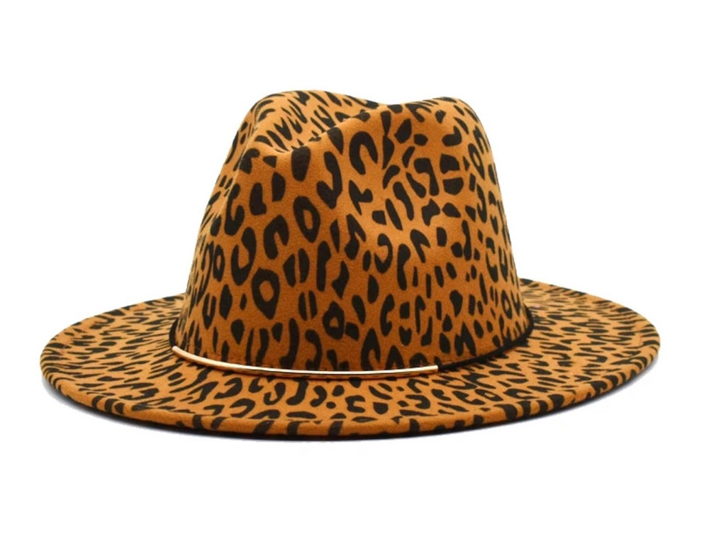 Image of Printed Fedoras
