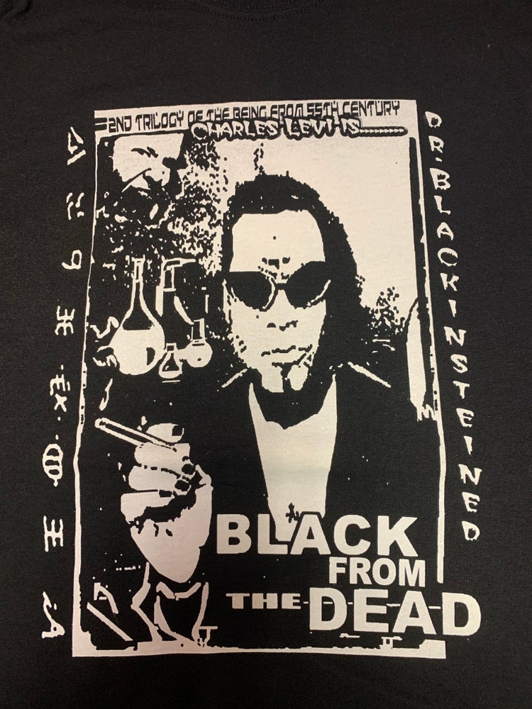 Image of Charles Levi - Black From The Dead