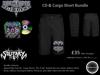 CD & Cargo Short Bundle