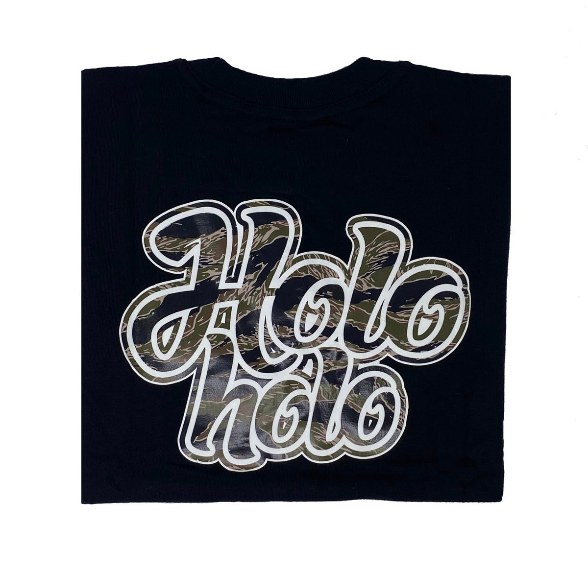 Image of Adult Always Ready/Tiger Holo Holo Tee