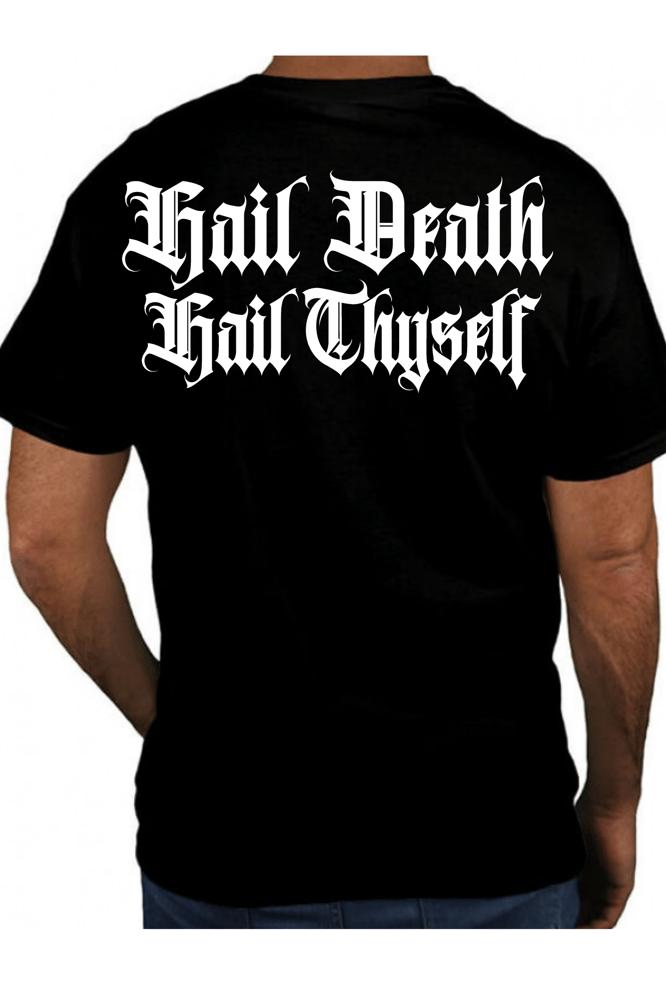 Image of Hail Thyself - Goat Girl Shirt