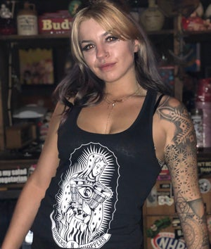 Image of Womens Lupe' Tank