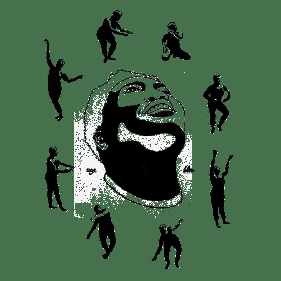 Image of BLM T-Shirt for Ogemdi