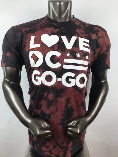 Image of Love DC GoGo - FFV T-shirt