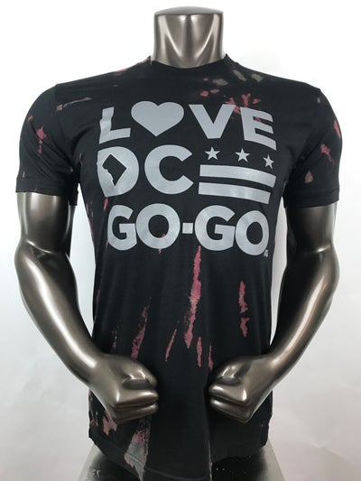 Image of Love DC GoGo - Jiggaboo T-shirt