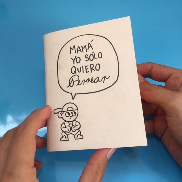 """Image of """"Mamá yo sólo quiero perrear"""" Quique Foyo"""
