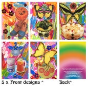 Image of Greeting Cards – 5 Pack