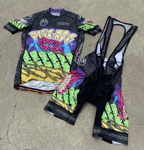 Image of King Kog Cycling Kit by Diamond Dust