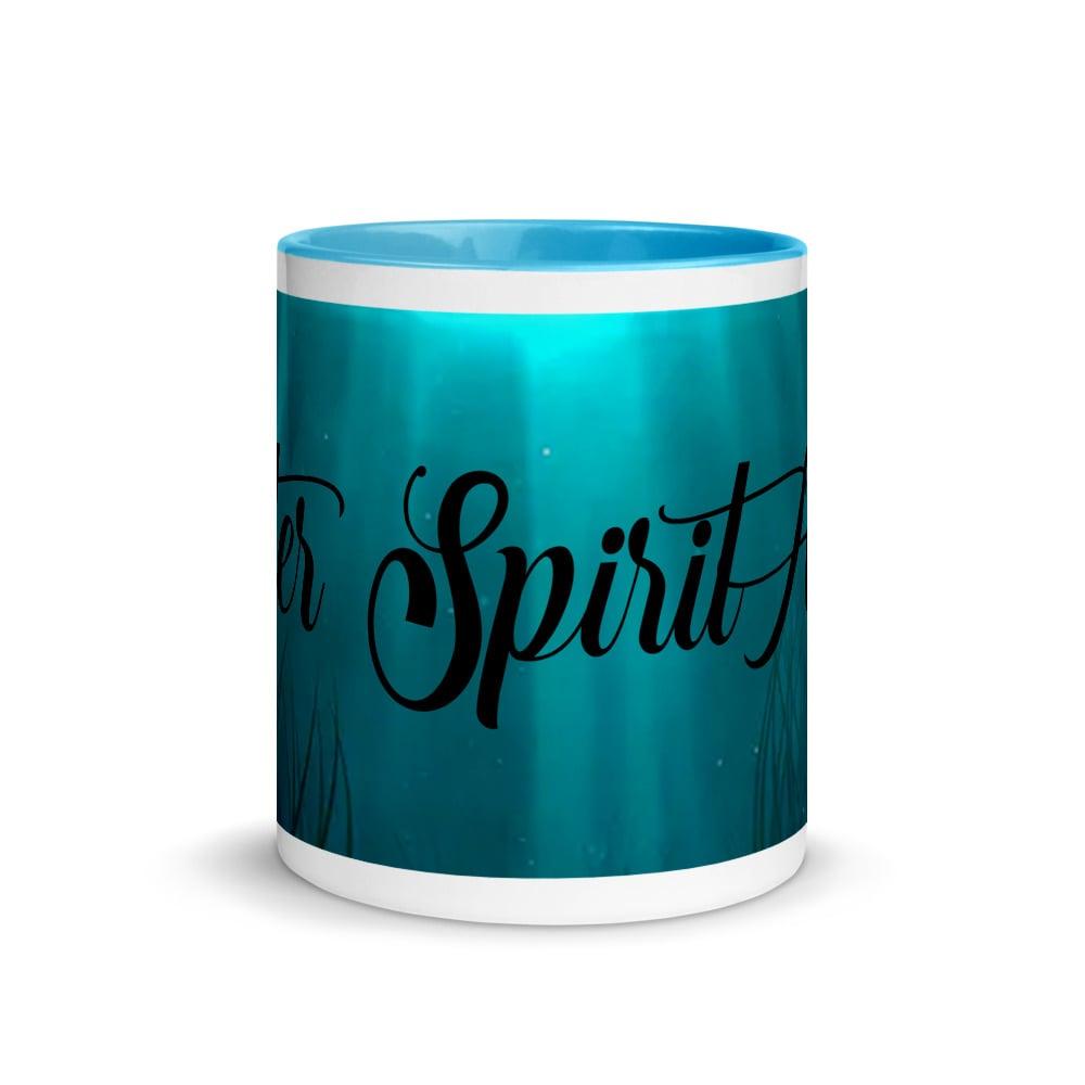 Water Spirit Art Mug