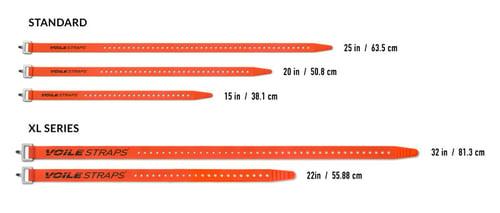 "Image of CromolyAffairs Voile Straps® - 20"" Nylon Buckle"