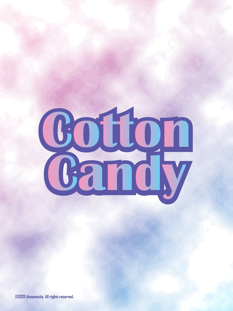 Image of Cotton Candy - Bar Soap