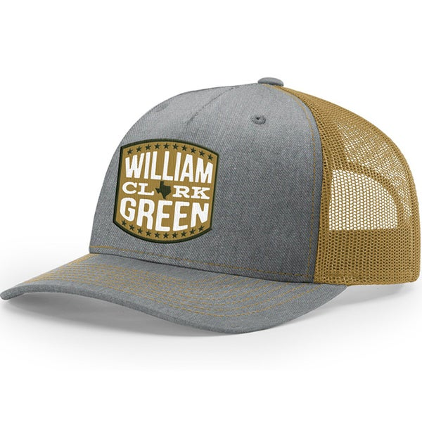Image of Gray And Gold Hat