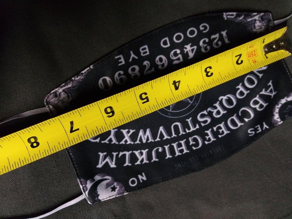 Sigil of Baphomet Ouija Board FACEMASK