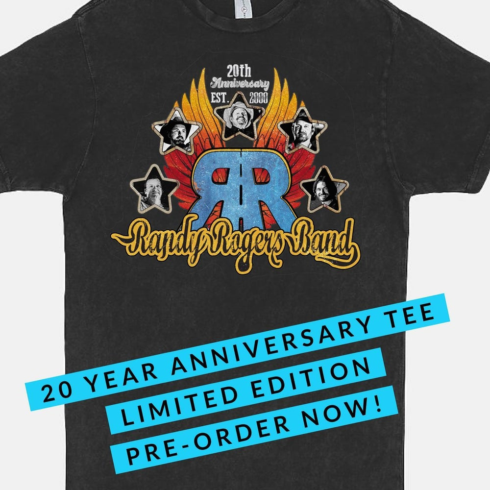 Image of ***Pre-Sale!!!*** Limited Edition 20th Anniversary Rock 'n' Roll Vintage Tee