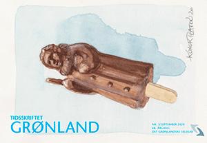 Image of TIDSSKRIFTET GRØNLAND NR. 3, 2020