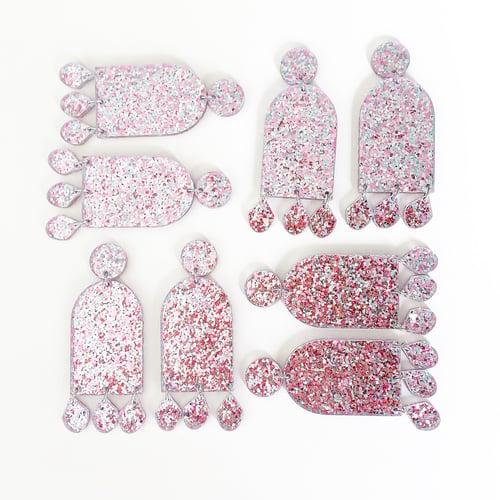 Image of Glitter Fest Dangles
