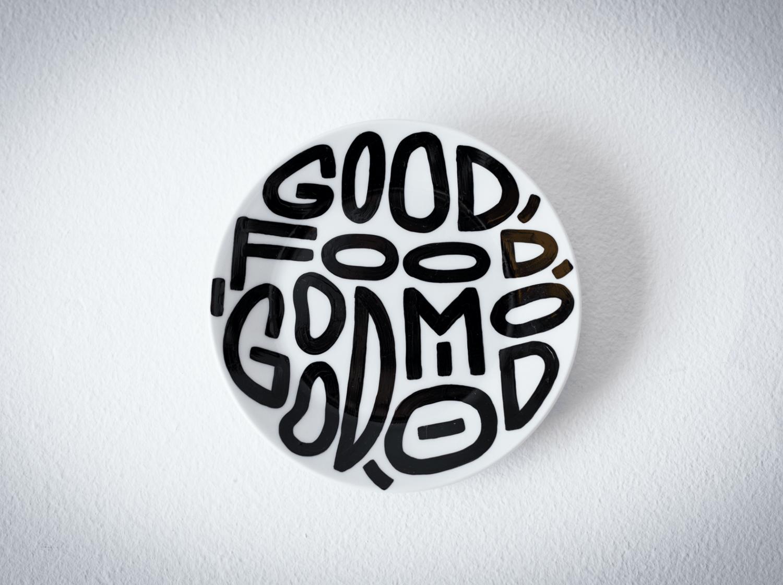 Image of Good food, good mood