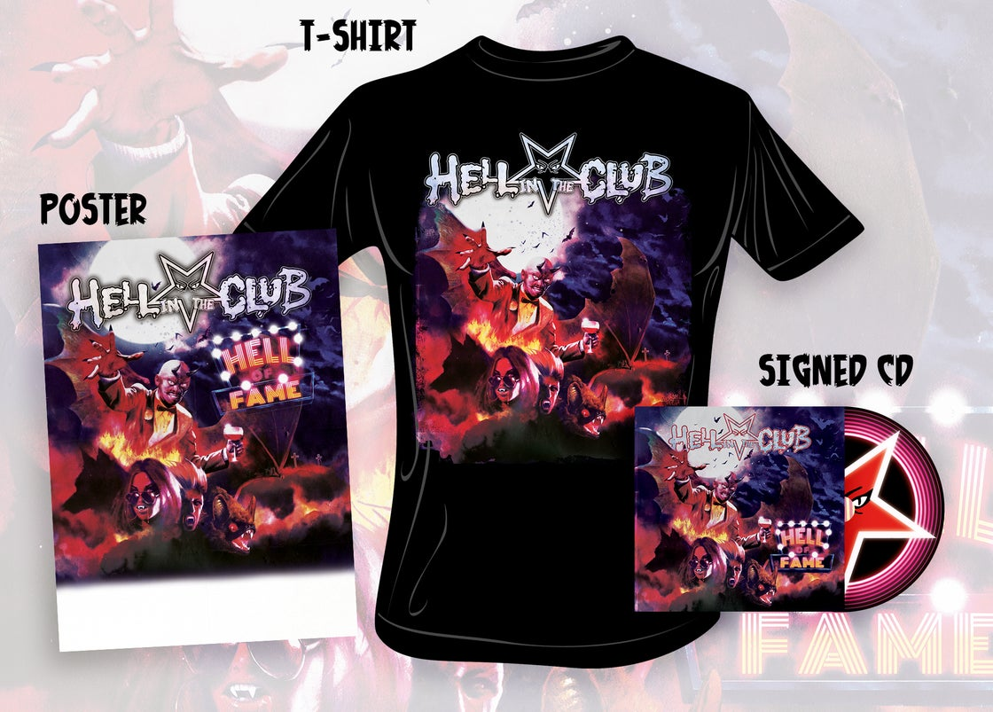 Image of HELL OF FAME bundle