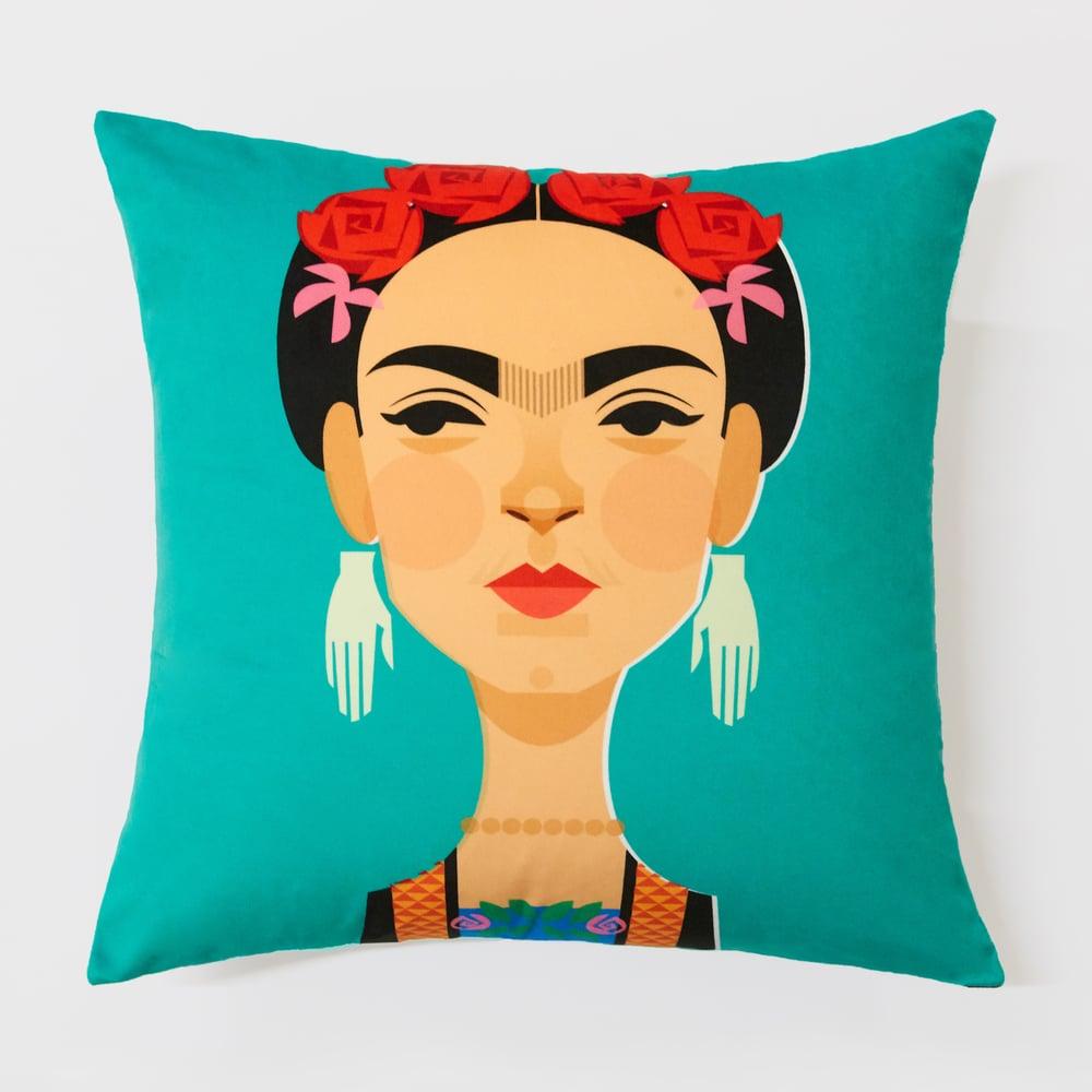 Image of Frida cushion
