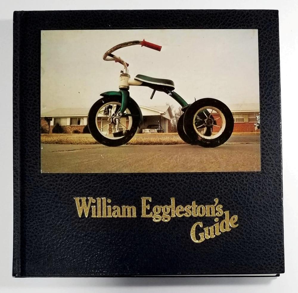William Eggleston: Guide - 1976 - 1st Edition (Signed)