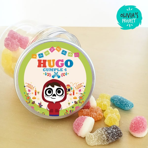 Image of Tarritos Chuches - Coco