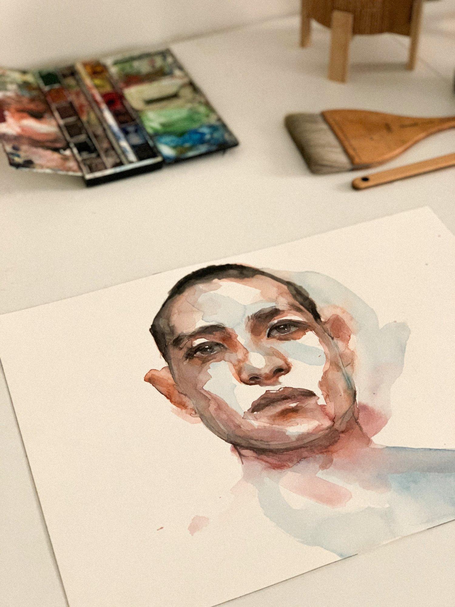 Agnes-Cecile studio LII