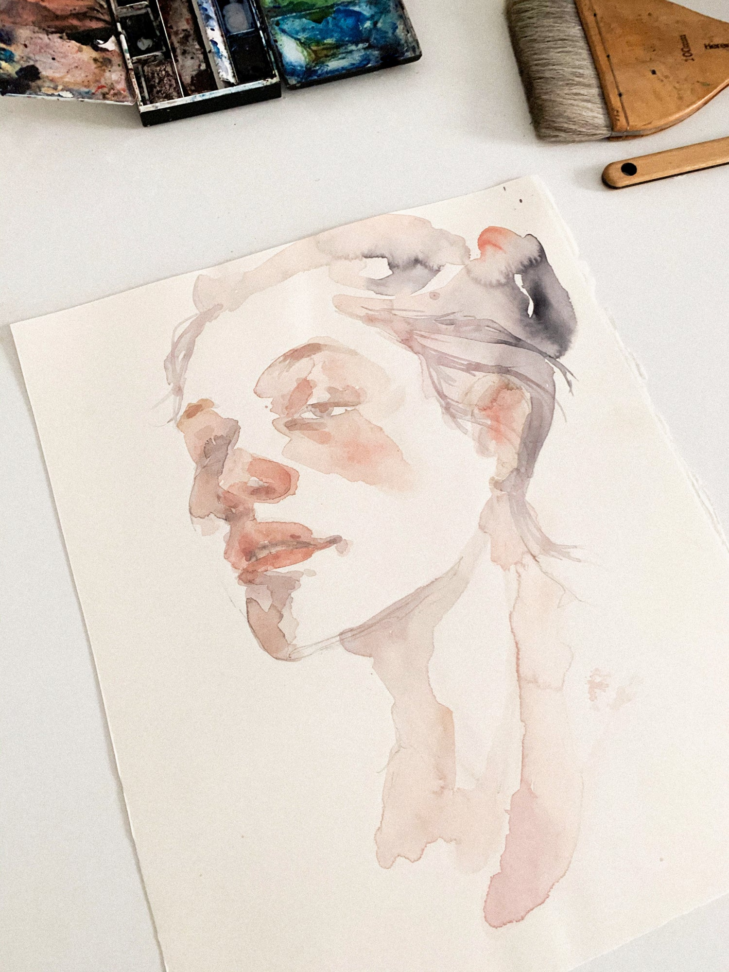 Agnes-Cecile studio XLVI