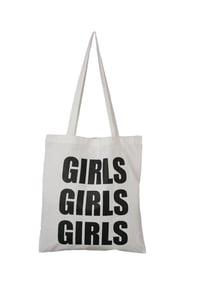 Image of GIRLS GIRLS GIRLS BAG