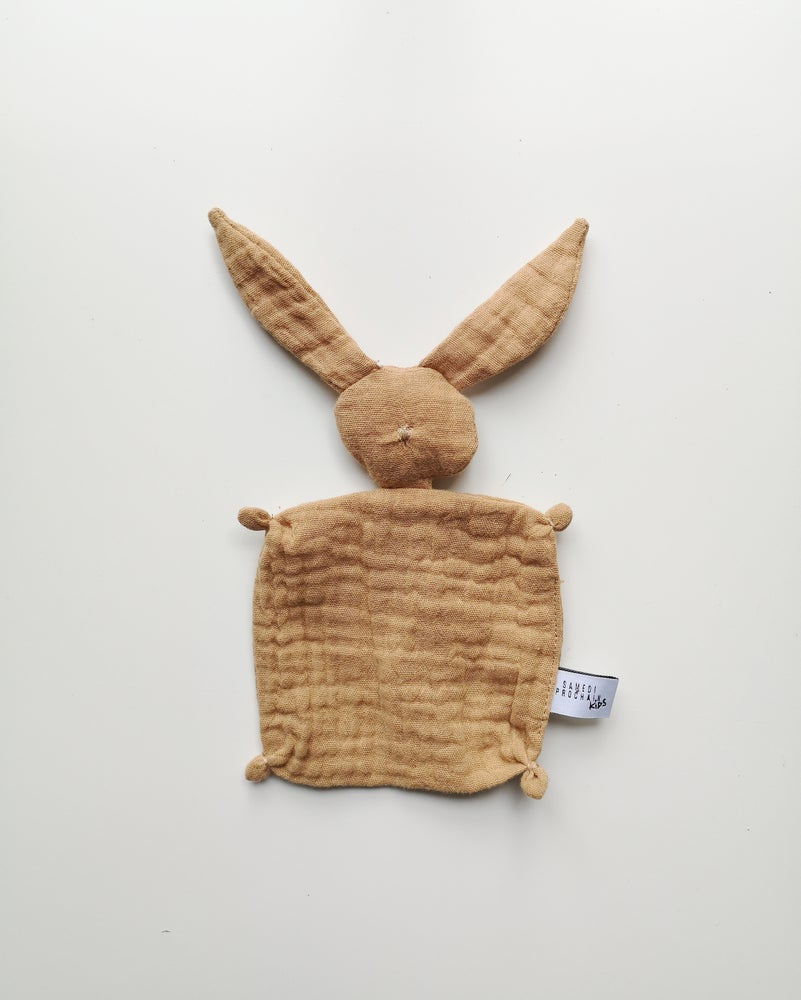Image of Mini doudou lapin